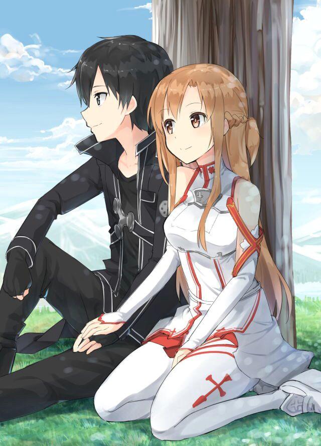 Anime Drawing Kirito Sword Art Online Sao Sword Art Online Sword Art Sword Art