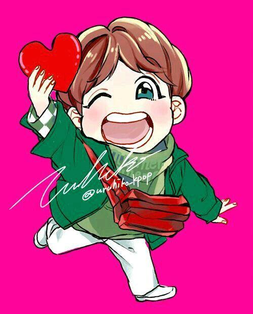 Bts Jhope Cartoon Drawing Oh God J Hope is so Priceless Fan Art Bts In 2019 Bts Bts Chibi
