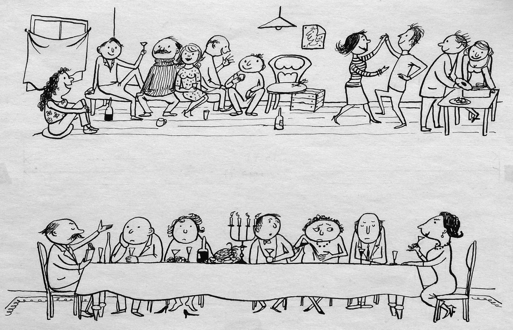 Cartoon Drawing Synonym Zum Einsatz Von Comics Im Daf Grammatikunterricht An Finnischen Schulen