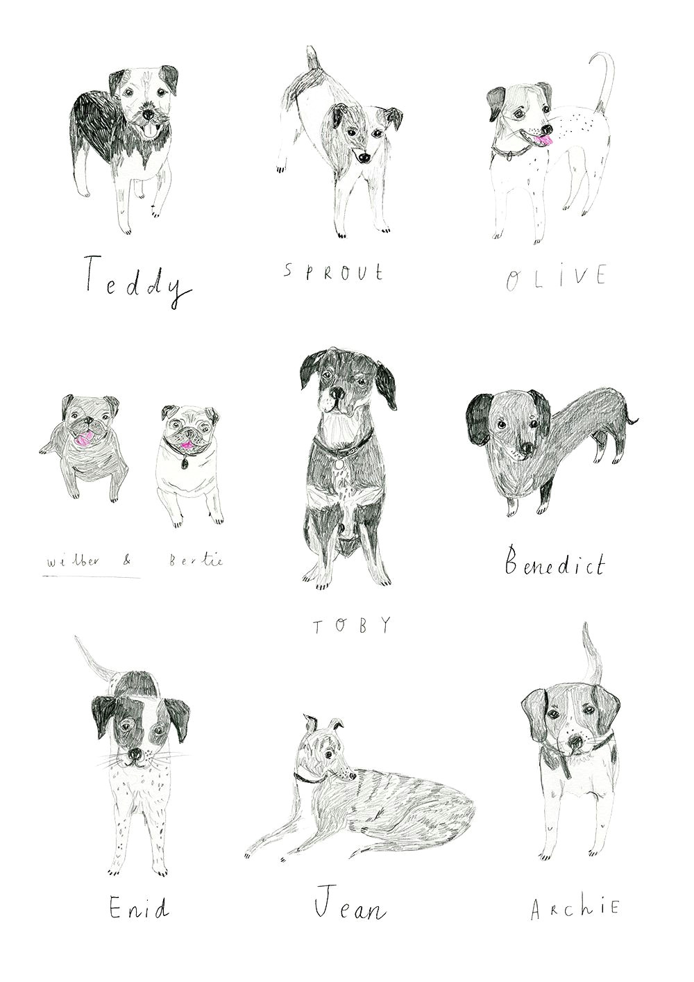 Doodle Drawing Dogs Pin by Girl Scout On Illustrate In 2019 Drawings Illustration