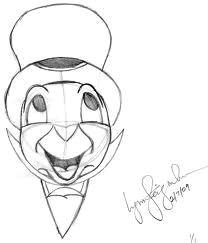 Drawing A Cartoon Cricket 508 Best Draw Disney Images Disney Drawings Drawing Disney Cute