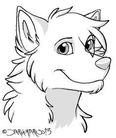 Drawing A Cartoon Wolf Face 217 Best Cartoon Wolf Images Animal Drawings Sketches Of Animals