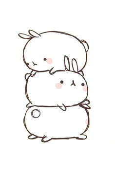 Drawing A Cute Bunny Bunny Drawing Google Search Drawing Ideas Cute Drawings