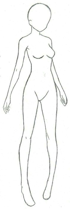 Drawing Anime Bodies 21 Best Anime Female Base Images How to Draw Manga Manga Drawing