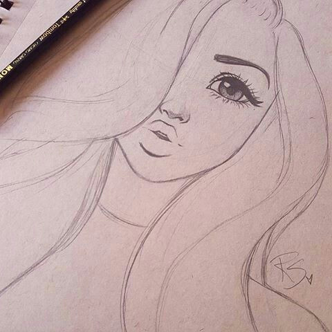 Drawing Faces On Things Image Result for Beautiful Easy Things to Draw Art