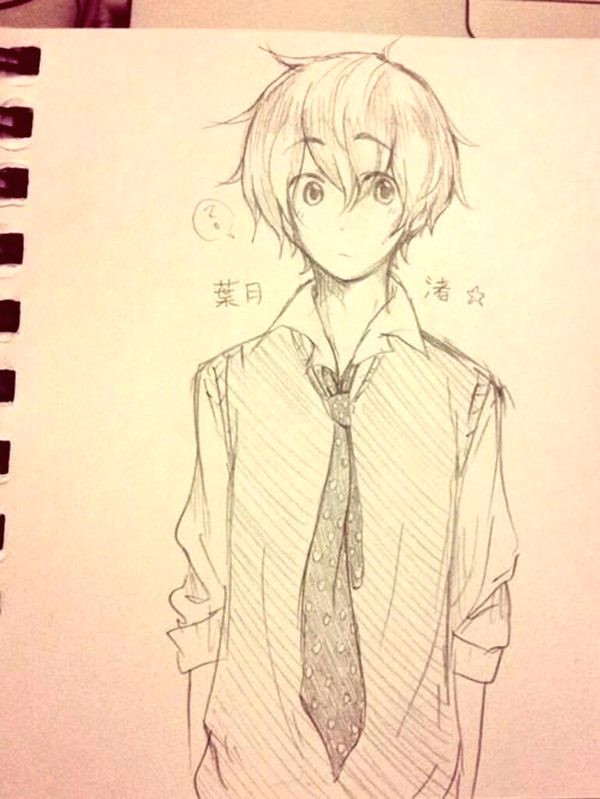 Drawing Ideas for Him 40 Amazing Anime Drawings and Manga Faces Anime Drawings Art Anime