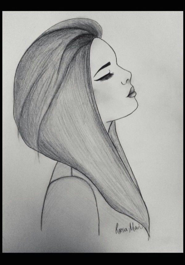 Drawing Ideas Tumblr Sad Image Result for Sad Girl Drawings Tumblr Emotional Drawings
