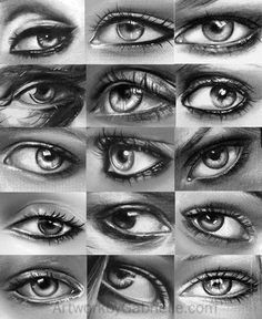 Drawing Lidded Eyes 192 Best Eyes Images Drawing Techniques Drawings Of Eyes Pencil
