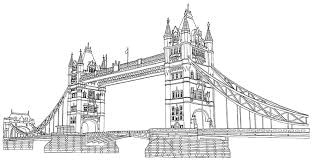 Drawing London Eye Step by Step Image Result for How to Draw London Bridge Step by Step Mydrawings