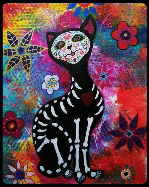 Drawing Of A Dead Cat Imagen De Art Arte and Drawing Artsy Animals Pinterest Art