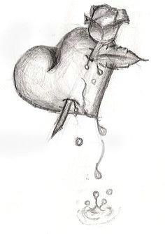 Drawing Of A Heartbreak Heart Drawings Dr Odd Things Jessica Likes Drawings Art Art