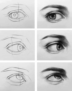 Drawing Of Right Eye 1174 Best Drawing Painting Eye Images Drawings Of Eyes Figure