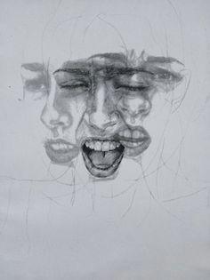 Drawing Tumblr Feelings Emotional Faces Art Tumblr Google Search Drawing In 2019 Art