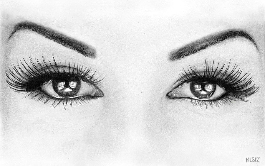 Drawings or Eyes 60 Beautiful and Realistic Pencil Drawings Of Eyes Art Pencil