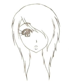 Easy Drawings Anime Characters 95 Best Anime Sketches Images Manga Drawing How to Draw Manga