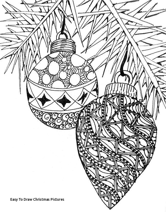 Easy Drawings for Adults Easy to Draw Christmas Pictures S S Media Cache Ak0 Pinimg originals