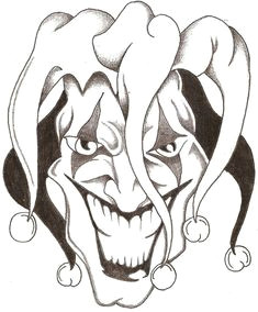 Easy Drawings Joker 824 Best Sketches Images In 2019 Tattoo Drawings Chicano Tattoos