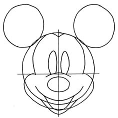Easy Drawings Mickey Mouse 35 Best Disney Drawings Images Disney Drawings Drawing Disney