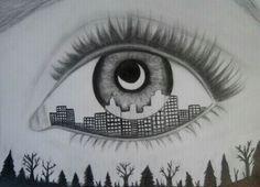 Eyes Drawing Hard Dope Artz On 500 Myles Drawings Art Drawings Cute Drawings