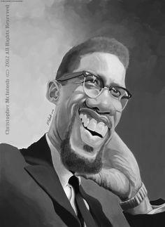 Malcolm X Cartoon Drawing 189 Best Malcolm X Untamed Images Malcolm X Black History Black