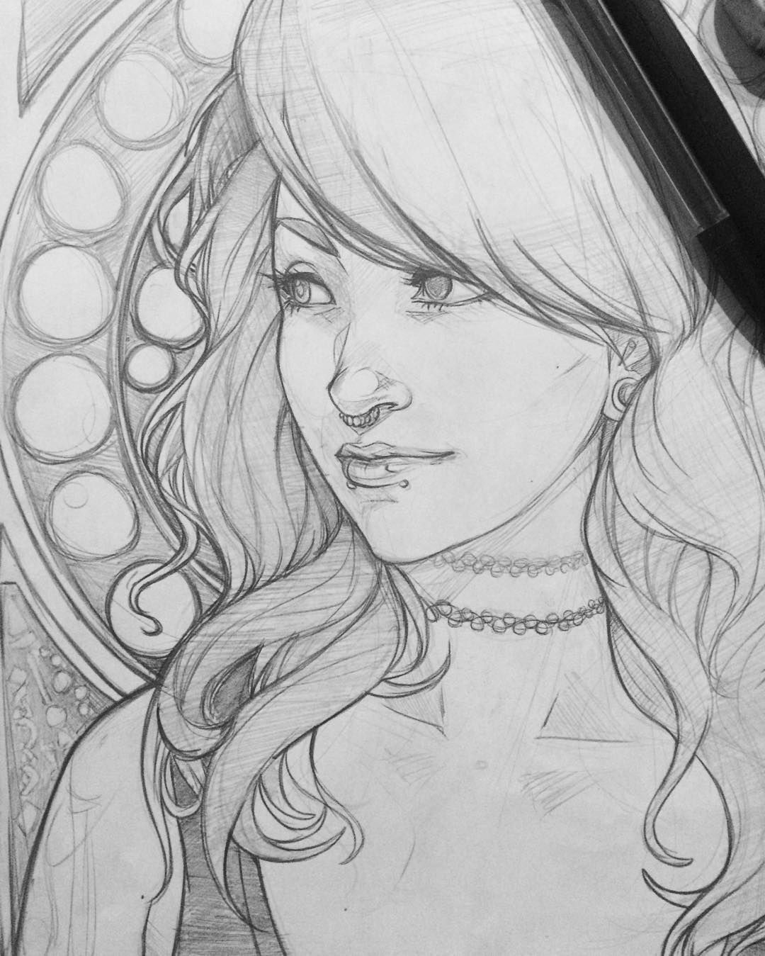Portrait Drawing References Tumblr Rgd by Adjective Art Photography Art Drawings Art Art Drawings