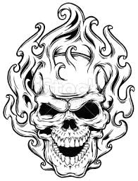 Skull Drawing with Fire 1695 Best Skulls and Flames Images In 2019 Skull Skull Tattoos