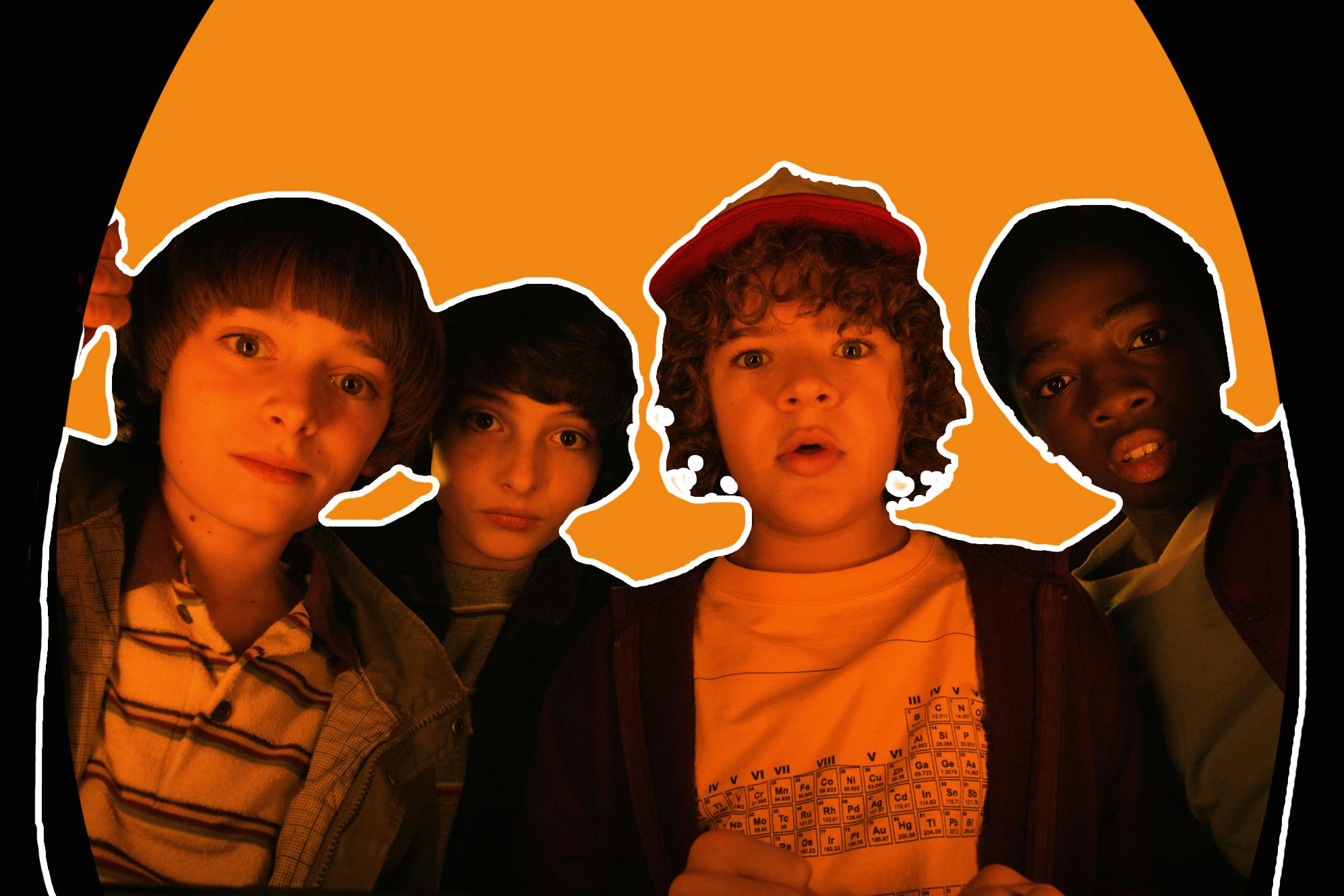 Stranger Things Drawing Map Stranger Things Season 2 theories Hopper Upside Down Will Time