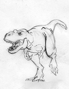 T Rex Dinosaur Drawing Easy 148 Best Dinosaur Drawing Images In 2019 Dinosaur Drawing