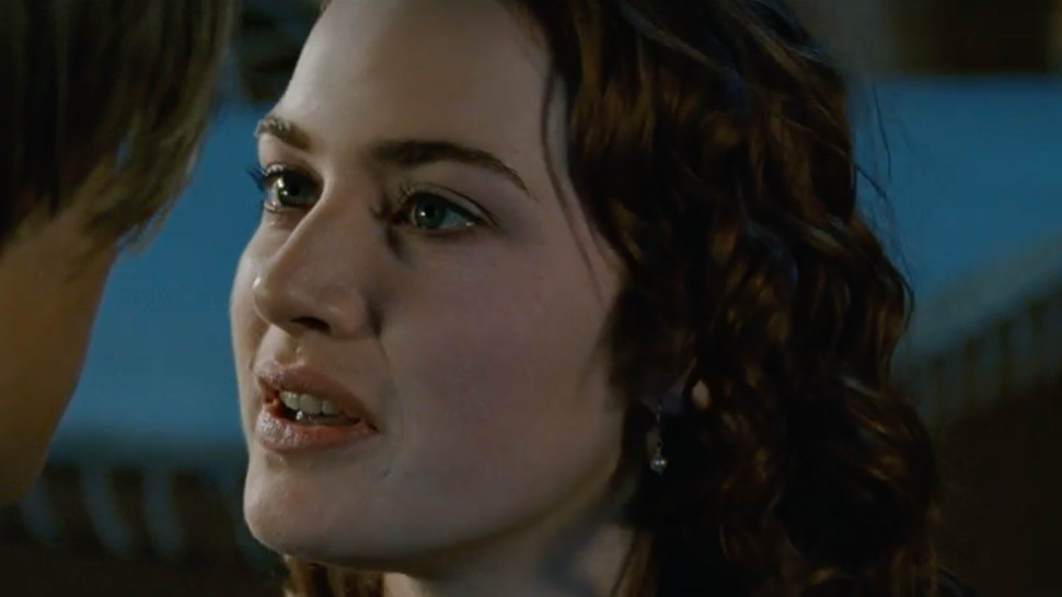 The Real Drawing Of Rose Titanic Was Rose In Titanic Based On A Real Person Turns Out Kate Winslet