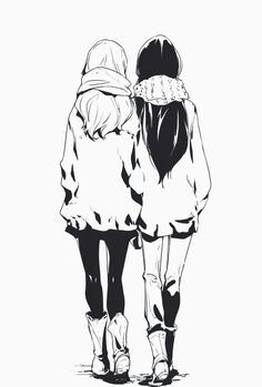 Tumblr Drawing Best Friends Image Result for Best Friend Tumblr Drawing Best Friends