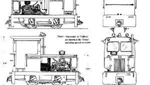 0 Gauge Locomotive Drawings Rail Heritage Image Album