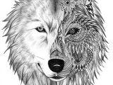 1 Line Drawing Wolf Pin by Patti Lissberger On Wolfe Zentangle Pinterest Wolf