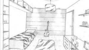 1 Point Perspective Drawings Easy 70 Best 1 Point Perspective Room Images Art Education Lessons