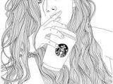 1000 Drawing Tumblr 189 Fantastiche Immagini Su Tumblr Outlines Tumblr Girl Drawing