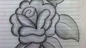 3d Pencil Drawings Of Flowers Drawing Drawing In 2019 Pinterest Drawings Pencil Drawings