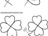 4 Leaf Clover Drawing Easy 219 Best Four Leaf Clover Images In 2019 Four Leaf Clover