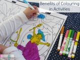 5 Year Old Drawing Ideas Benefits Of Colouring In Activities Learning 4 Kids