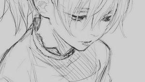 9 Year Old Drawing Anime 40 Amazing Anime Drawings and Manga Faces Draw Drawings Manga