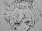 Anime Drawing Karma Akabane Karma Did Have A Catty Personality Xd Da Carnage Pair Karunagi