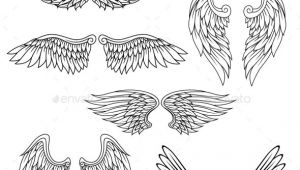 Anime Wings Drawing Pin by D D D N On Tattoo Wings Drawing Drawings Shoulder Tattoo