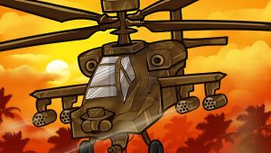 Army Helicopter Drawing Easy How to Draw An Apache Apache Helicopter Step by Step