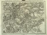 B Drawing Board Datei topographisch Militairische Charte Von Teutschland Section