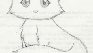 Basic Drawing Of A Cat This is A More Detailed Drawing Of A Kitten In the Gallery Im
