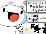 Best Anime Drawing Youtube Channels Drawing New Pokemon Types W Jaiden Animations Youtube