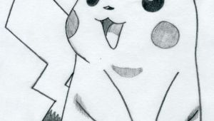 Best Easy Drawings Ever Easy Pictures to Draw How to Draw Pikachu Anime Pinterest