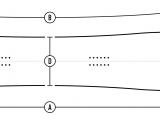 C Drawing Shapes Dart 152 156 160cm Snowboard Korua Shapes