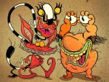 Cartoon Drawing 90s Aaaah Real Monsters Television Pinterest Real Monsters Real