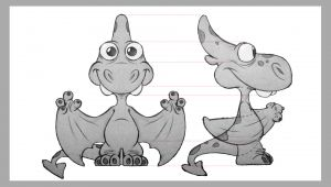 Cartoon Drawing Advertising Pirdino Character Design Copyright A C All Rights Reserved