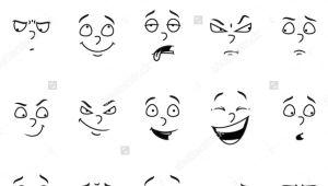 Cartoon Drawing Expressions Simple Woman Cartoon Facial Expressions Buscar Con Google Art