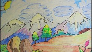 Cartoon Drawing for Class 1 10 Best Drawings by Kids In Maxpro Summer Camp Udaipurtimes Com